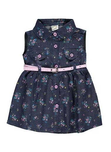 Civil Baby Civil Baby Kiz Bebek Kot Elbise 6-18 Ay Pembe Civil Baby Kiz Bebek Kot Elbise 6-18 Ay Pembe Pembe